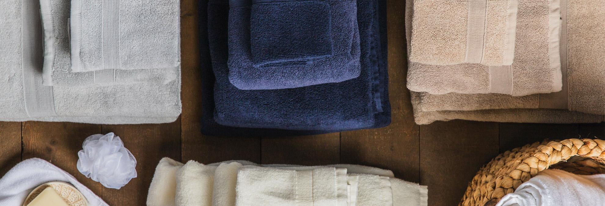 8-Piece Cotton Towel Set