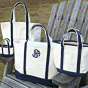Canvas Boat Totes