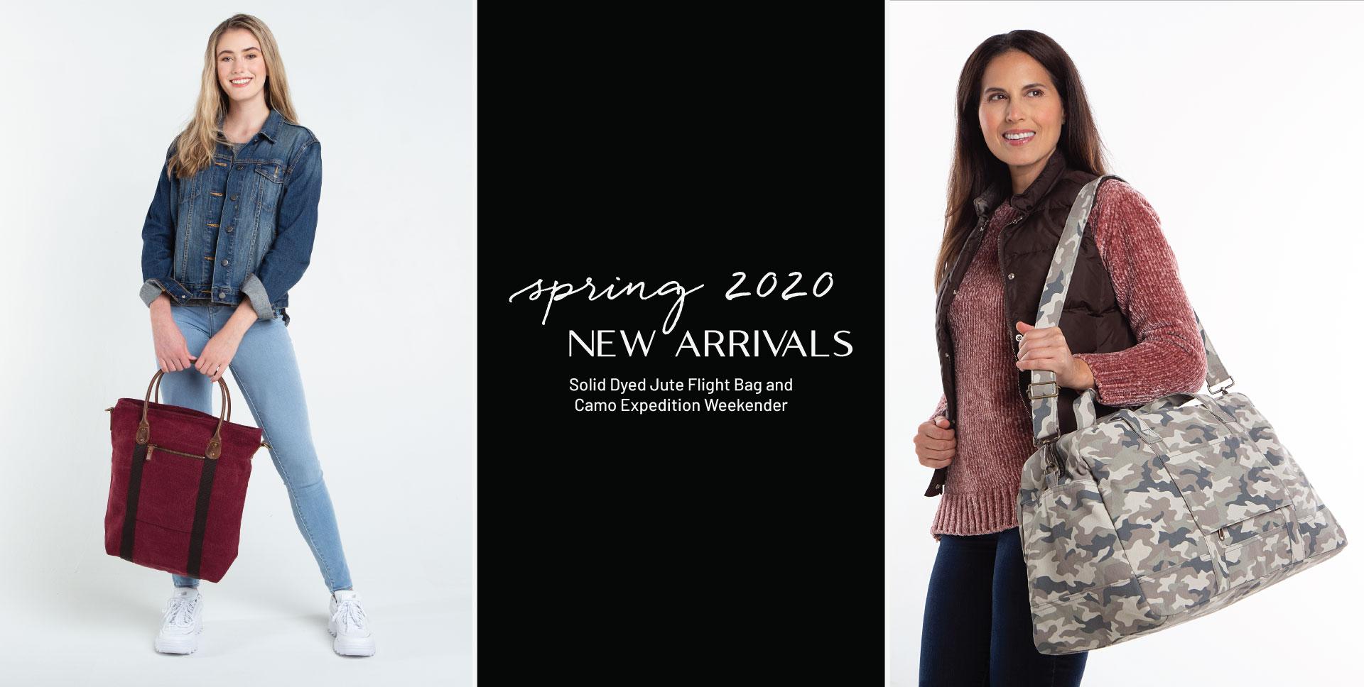 Spring 2020 New Arrivals