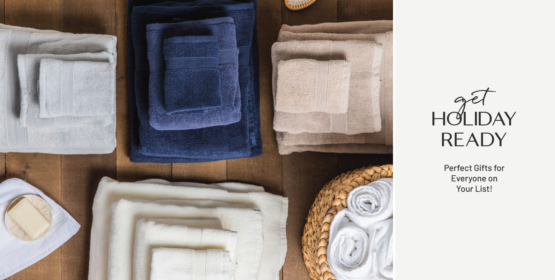 Shop Our Wholesale Bath Towel Sets
