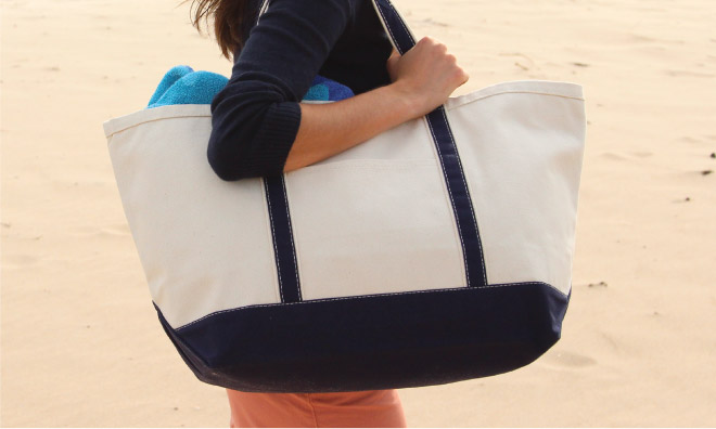 Large Boat Totes