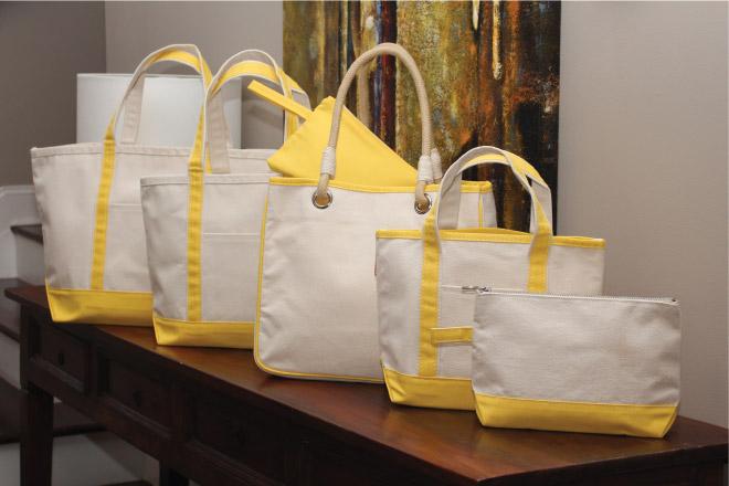 Natural Large Bags