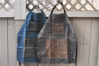 Two-Toned Utility Apron