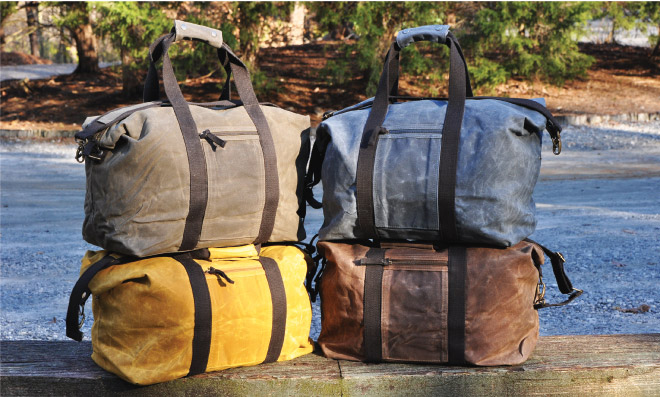 Wholesale Canvas Weekender Bag