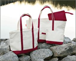 Maroon Bags