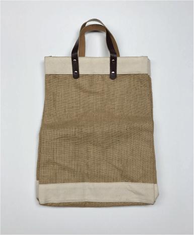 Jute Market Bag Natural