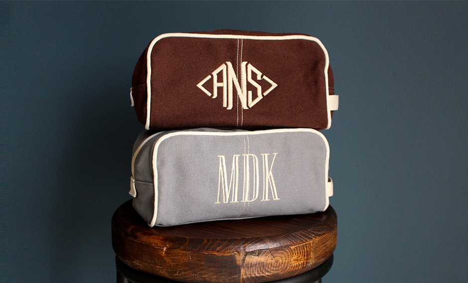 Why Everyone Needs a Personalized Dopp Kit